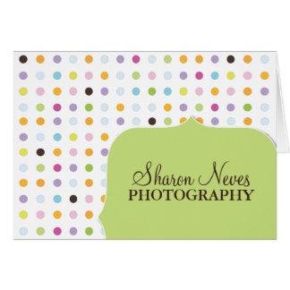 Custom Card - Sharon Neves