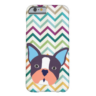 Custom Case French Bulldog Zig Zag Color Pet