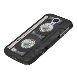 Custom Cassette Mixtape Galaxy S4 Cover