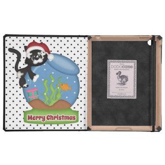 Custom Christmas Gift iPad Folio Case