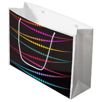 Custom Christmas Holiday Gift Bags