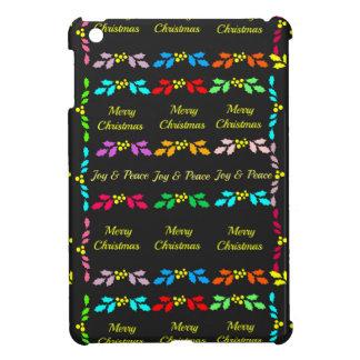 Custom Christmas Holiday iPad Mini Case