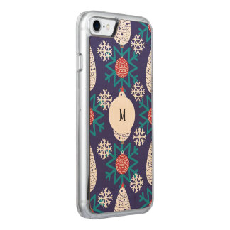 Custom Christmas, holidays, tree decorations Carved iPhone 8/7 Case