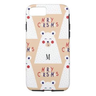 Custom Christmas, holidays, tree decorations iPhone 8/7 Case