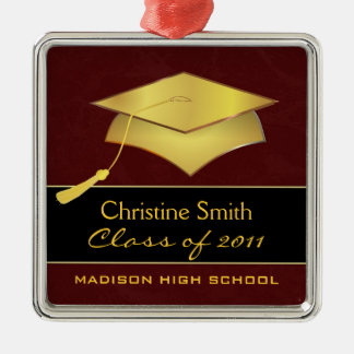 Custom Christmas Ornament - Graduation Gift