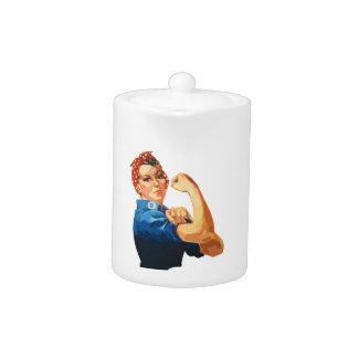 Custom Classic Rosie The Riveter