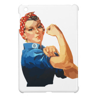Custom Classic Rosie The Riveter Cover For The iPad Mini