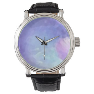 Custom clock fantasy _blue watch