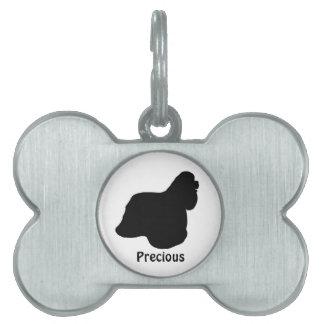 Custom Cocker Spaniel Dog Tag Pet ID Tag