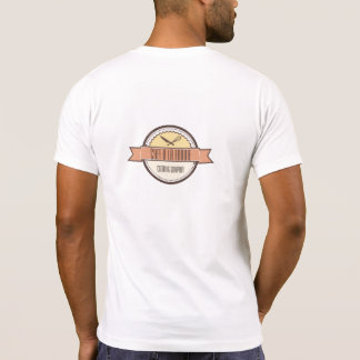 Custom color chefs knife whisk catering culinary t shirts