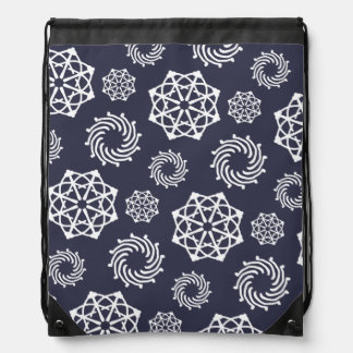 Custom Color Elegant Ornamental Drawstring Bag