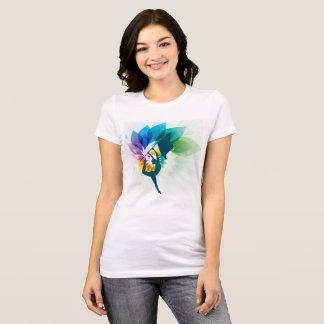 Custom Color Guard T-Shirt