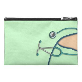 Custom Color Medical Scrubs Travel Accessory Bags
