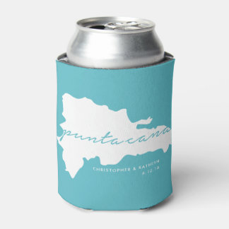 Custom Color Punta Cana Coozi! Can Cooler