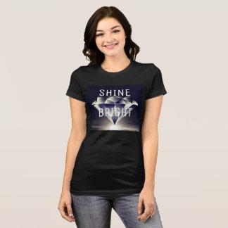 Custom Color SHINE BRIGHT Brilliant Diamond Shirt