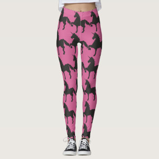 Custom Color Unicorn Leggings