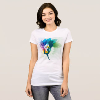 Custom Colour Guard T-Shirt
