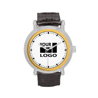 Custom Company Color and Logo Watches