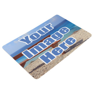Custom Create Your Own One of a Kind Personalised Floor Mat
