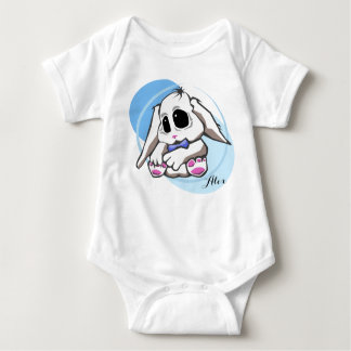 Custom Cute Baby Bodysuit