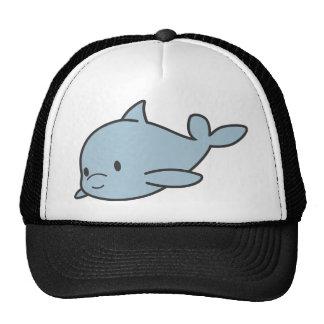 Custom Cute Baby Dolphin Cartoon Hats