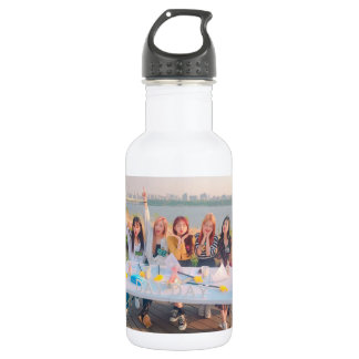 Custom DAYDAY water bottle