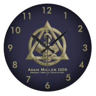 Custom Dentist Clock