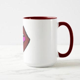 Custom design coffee mug