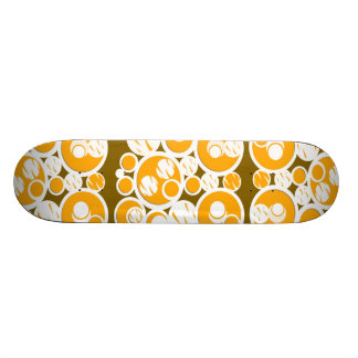 Custom design competition shaped Skateboard