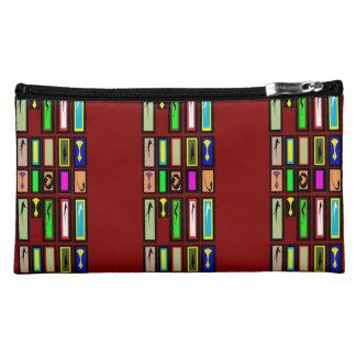 Custom design Folio Smartphone case Cosmetic Bags