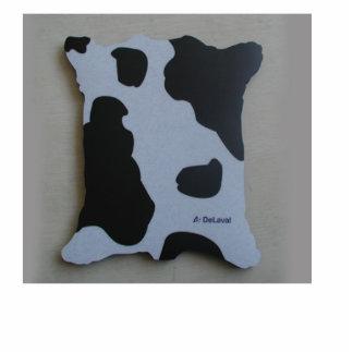 Custom design mouse pad photo cutout