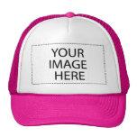 Custom Design Yourself Mesh Hats