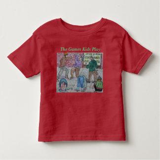 Custom Designed Play Fashion For Kids Toddler T-Shirt