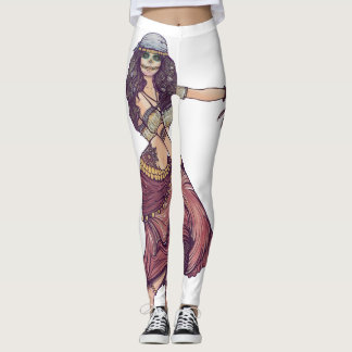 Custom designer leggings