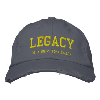 Custom Distressed Legacy baseball cap