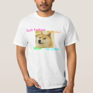 Custom Doge T-Shirt