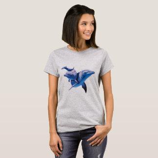 Custom Dolphin Pod T-Shirt