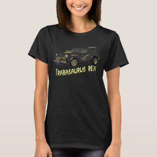 Custom East German Trabant Car T-Shirt