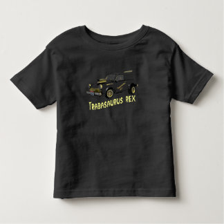 Custom East German Trabant Car Toddler T-Shirt