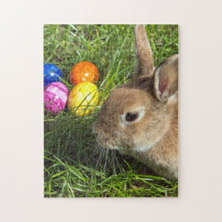 "Custom Easter Puzzle 11"" x 14"", 252 Pieces"