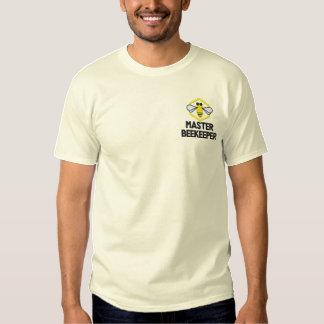 Custom Embroidered Beekeeper Shirt