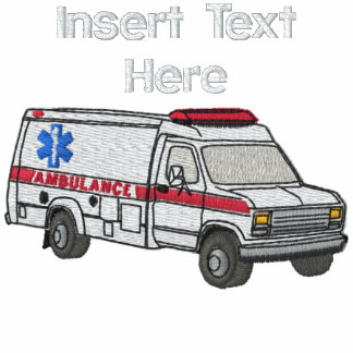 Custom EMT Embroidered Shirt