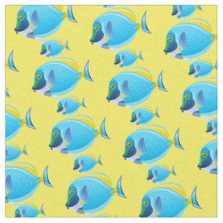 Custom Fabric-Tropical Fish Fabric