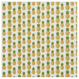 Custom Fabric-Tropical Pineapple Fabric