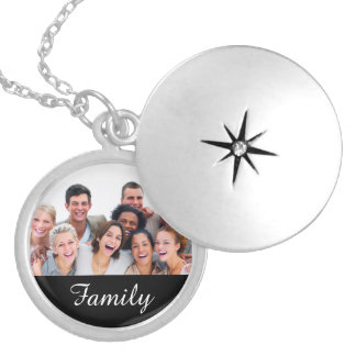 Custom Family Photo Locket