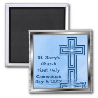 Custom First Holy Communion Magnets