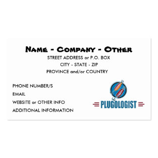 Custom Fishing Pack Of Standard Business Cards