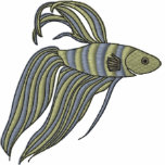 Custom Fishing Embroidered Shirt