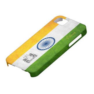 Custom Flag Of India iPhone Case