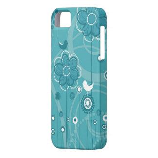 Custom Floral iPhone 5 Case